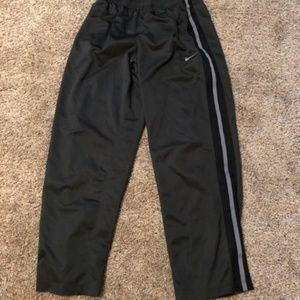 Black Nike Sweat Pants